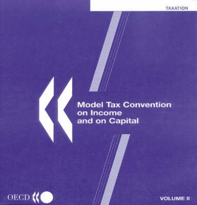 Model Tax Convention on Income and on Capital: Updated as at 29 April 2000