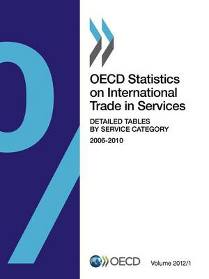 OECD Statistics on International Trade in Services: Vol. 2012/1: Detailed Tables by Service Category 2006-2010