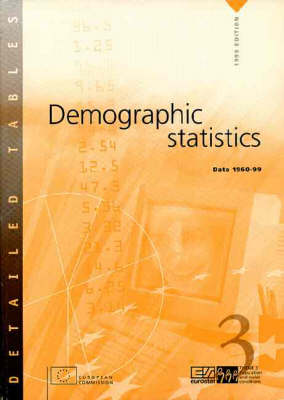 Demographic Statistics: Data, 1960-99