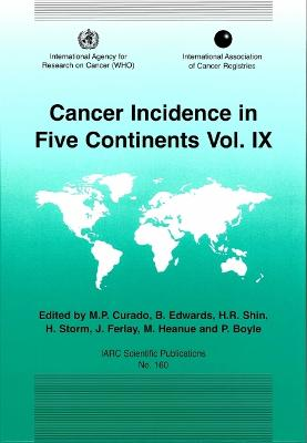 Cancer Incidence in Five Continents: v. 9