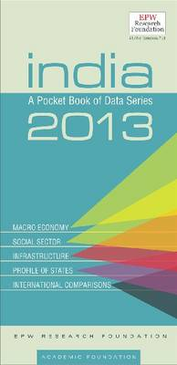 India: A Pocket Book of Data Series, 2013