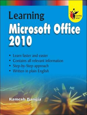 Learning Microsoft Office 2010