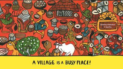 A Village is a Busy Place!