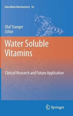 Water Soluble Vitamins: Clinical Research and Future Application