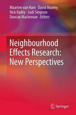 Neighbourhood Effects Research: New Perspectives