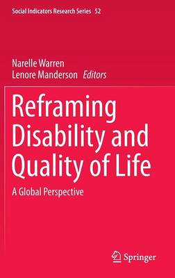 Reframing Disability and Quality of Life: A Global Perspective
