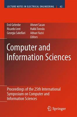 Computer and Information Sciences: Proceedings of the 25th International Symposium on Computer and Information Sciences