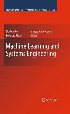 Machine Learning and Systems Engineering