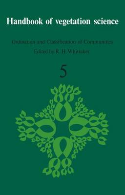 Ordination and Classification of Communities