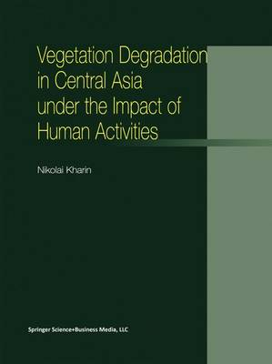 Vegetation Degradation in Central Asia Under the Impact of Human Activities