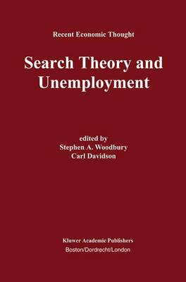 Search Theory and Unemployment