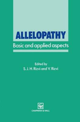 Allelopathy: Basic and applied aspects