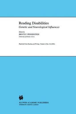 Reading Disabilities: Genetic and Neurological Influences