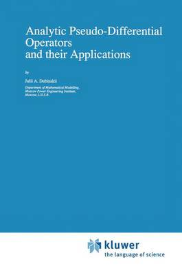 Analytic Pseudo-Differential Operators and their Applications