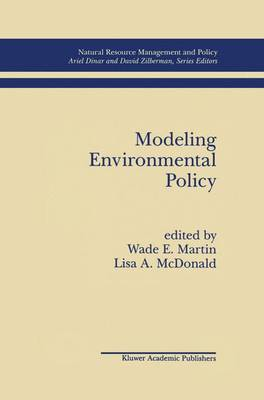 Modeling Environmental Policy