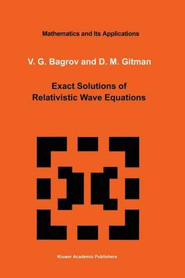 Exact Solutions of Relativistic Wave Equations
