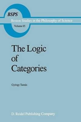 The Logic of Categories