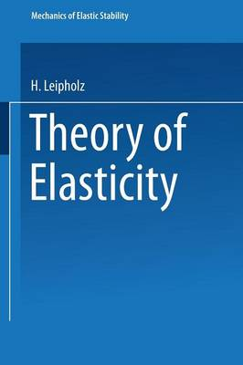 Theory of elasticity