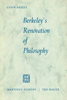 Berkeley's Renovation of Philosophy