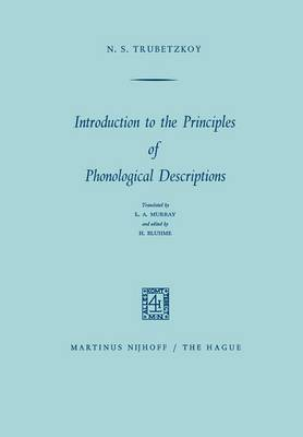 Introduction to the Principles of Phonological Descriptions