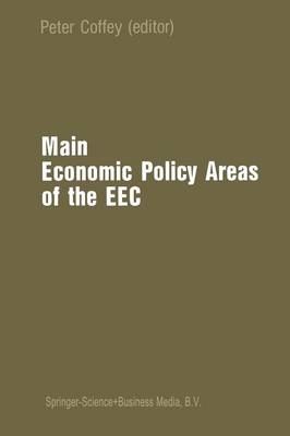 Main Economic Policy Areas of the EEC