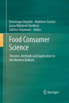 Food Consumer Science: Theories, Methods and Application to the Western Balkans
