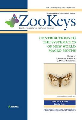Contributions to the Systematics of New World Macro-moths