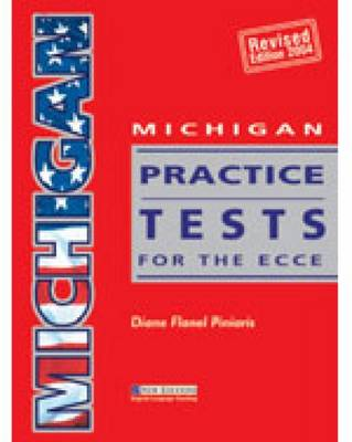 Michigan Practice Tests for the ECCE: 2004: Student's Book