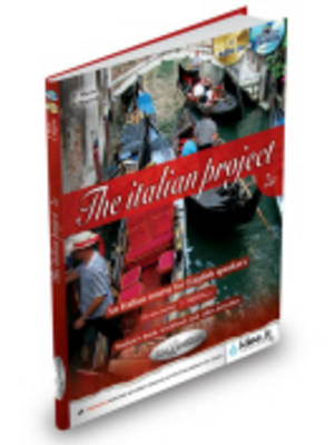 The Italian project - Level 2A (B1) - Student's book, workbook, CD-ROM and audio-CDs