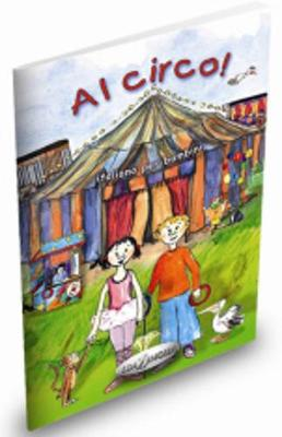 Al circo!: Libro + CD audio