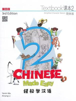 Chinese made easy: simplified character version - Level 2 - student's book