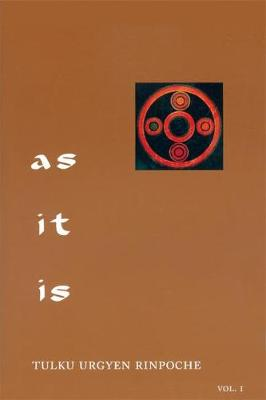 As It Is, Volume II: Essential Teachings from the Dzogchen Perspective