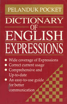 Dictionary of English Expressions