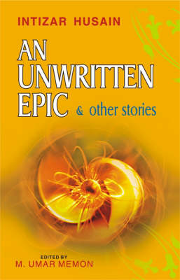 An Unwritten Epic: and Other Stories