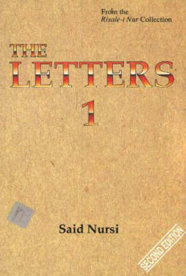Letters: Volume 1