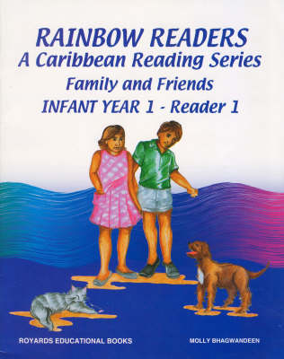 Rainbow Readers: Reader 1: Infant Year 1
