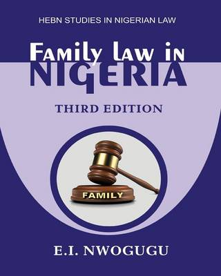 Family Law in Nigeria. Third Edition
