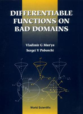 Differentiable Functions On Bad Domains