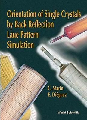 Orientation Of Single Crystals By Back-reflection Laue Pattern Simulation