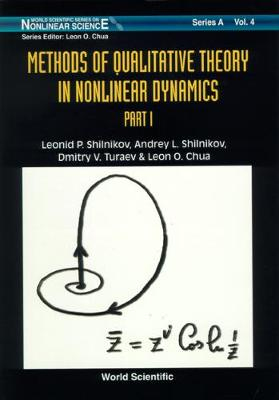 Methods Of Qualitative Theory In Nonlinear Dynamics (Part I)