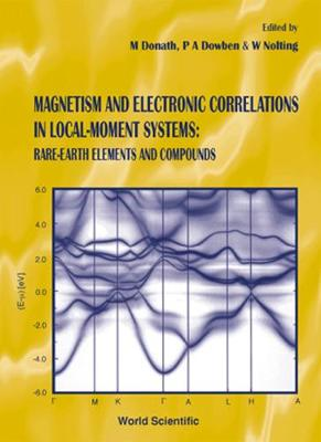 Magnetism and Electronic Correlations in Local-moment Systems: Rare-earth Elements and Compounds