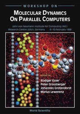 Molecular Dynamics On Parallel Computers