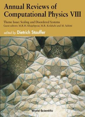 Annual Reviews Of Computational Physics Viii