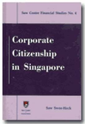 Corporate Citizenship in Singapore