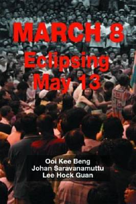 Mar-08: Eclipsing May 13