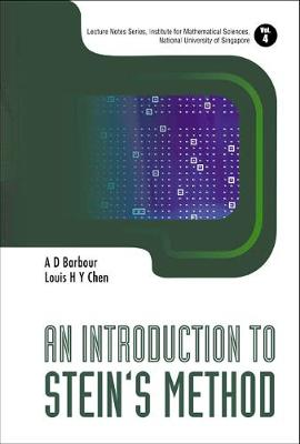 Introduction To Stein's Method, An