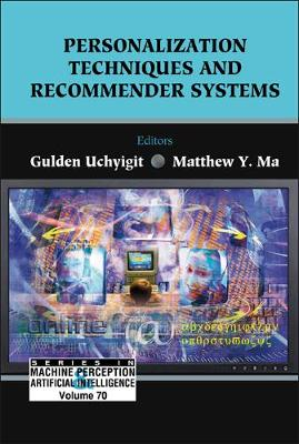 Personalization Techniques And Recommender Systems
