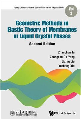 Geometric Methods In Elastic Theory Of Membranes In Liquid Crystal Phases