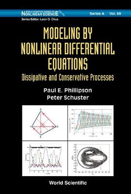 Modeling By Nonlinear Differential Equations: Dissipative And Conservative Processes