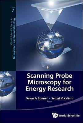 Scanning Probe Microscopy For Energy Research